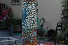 Mosaic totems