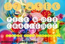 Crumpet's Nail Tarts 52 Week Pick N Mix Challenge / Crumpet's Nail Tarts 52 Week Pick N Mix Challenge