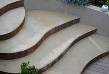 front entrance stair ideas