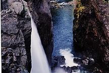 • Waterfalls • / Chasing waterfalls around the world