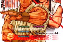 Street Fighter Ad. Work