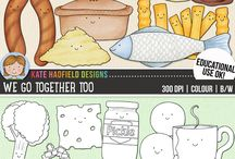 desenhos culinária