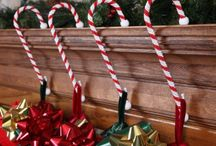 Safe Stocking Holders / Counter-balance stocking holders can be dangerous for kids or pets. These holders will keep your curious friends safe this holiday season.