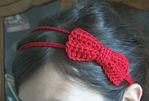 Crafty Itch -Bows and Headbands