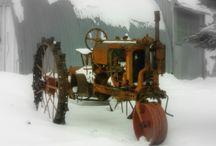 Jeeps, Trucks & Tractors