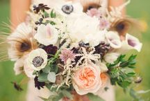 Wedding Color Inspiration: Blush, grey and copper