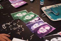 2D printmaking