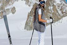 //Ski und Snowboard / Skihasen aufgepasst! Ob lässig-cool im tiefsten Schneegestöber auf dem Snowboard oder sportlich-schick auf den Brettern und beim Aprés Ski. Diese Styles lassen dich immer stylisch aussehen!