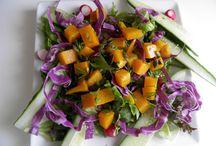 Organic Greens / Vegetar Salads