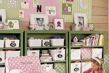 playroom  / playroom decorating ideas