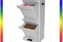Dog Food/Toy Storage