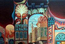 تاريخ, تراث و فن بغدادي
