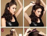 Hair & Beauty w/ Tips & Remedies  / hair_beauty / by Robin Pacada