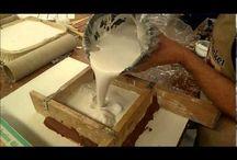 Craft ceramic moulds