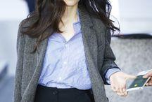i love krystal's fashion