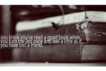 Books & Reading <3 / by Kristel Sauter