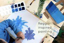 reggio / by Nitika Bhatnagar