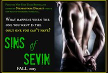 SINS OF SEVIN / New forbidden romance from Penelope Ward coming in 2015