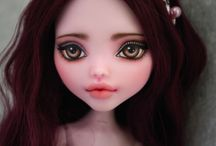 Doll repaint, clothes and more