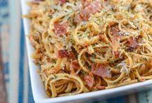 Pasta / Pasta recipe inspiration
