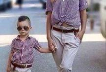 Moda mamá y Joan