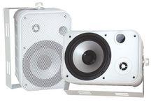weather proof speaker