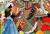 Alice au pays des wonders