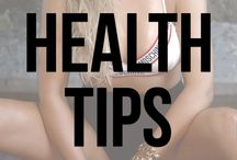 Health Tips / The greatest wealth is health