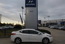 SOLD!! 2013 Hyundai Elantra / Brand new Elantra GLS with the preferred equipment package. This vehicle comes with standard equipment as well as blue tooth hands free, audio controls on the steering wheel, alloy wheels, keyless entry. Price includes $750 HMFC rebate, $750 Value Owner or Competitive Owner Coupon, $500 military rebate. You may also qualify for Hyundai's low APR program.