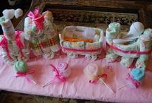 Diaper Cakes / by Lisa Primasing