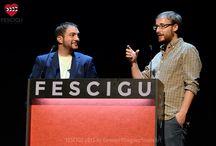 Otras secciones / Secciones paralelas del XIII Festival de Cine Solidario de Guadalajara (FESCIGU): Violencia Gratuita, Sin Desintegrar, Agencia de Viajes, Palabras Sin Censura y Sexión Sesual