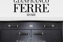 GFH   I Saloni WorldWide   Moscow 2015 / Gianfranco Ferré Home @ Moscow Crocus Expo    14-17 October 2015   Hall 7 Stand C14-D31