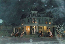 Gingerbread Houses / by Jackie Ladel-Gallagher
