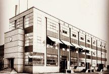 Architect Walter Gropius