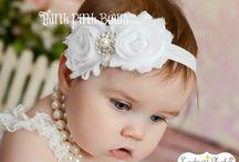 Tocados baby girl