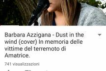 barbara azzigana / cantante