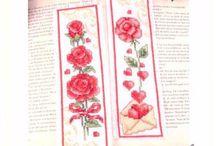 bookmarks cross stitch