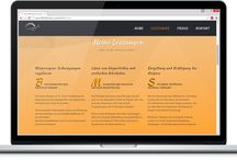 Websites / Unsere Web-Projekte