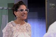Famosos en Telenovelas / En las telenovelas argentinas el accesorio de moda son los anteojos!