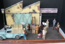 1/35 Diorama The Strike