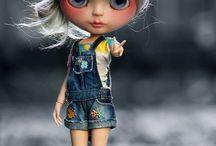 Custom Blythe / dolls, dolls, dolls :)