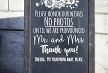 Unplugged Weddings / Unplugged Wedding leaves the photography to the professional.