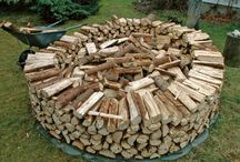 tűzifa tárolás