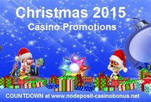 Christmas 2015 Casino Bonus / Christmas is so special. We are receiving gifts all the time. Why not receiving some nice bonuses and FREESPINS too? Casinos are being very generous at this time of year. Take it, don't wait! Check the new offers DAILY!