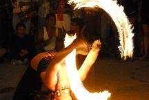 Circ, dansa, foc...
