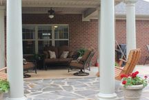 Outdoor Living Areas / Outdoor Living Area Ideas