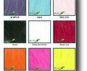 Feathers 40 colors