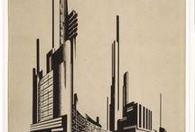 Soviet Architecture - Desenho / Drawing