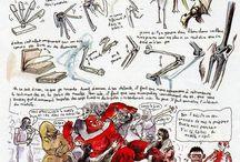 09_COMIC / The art of making comics