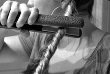 hair / by MARTHA BARKER